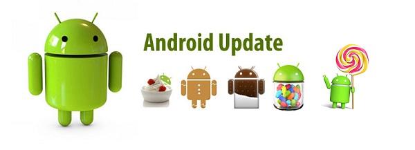 La importancia de actualizar tu Android