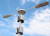 España estrena la primera farola con tecnología 4G