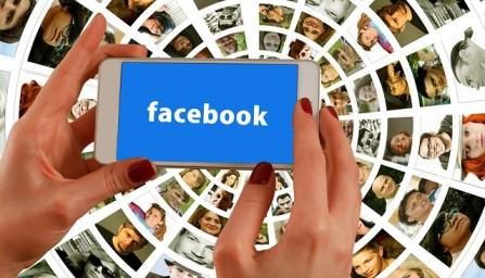 Facebook invidentes