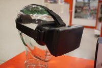 Visor de realidad virtual